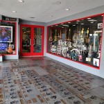 Hollywood Rockwalk at The Guitar Center in West Hollywood