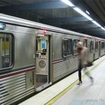 Metro Red Line Train
